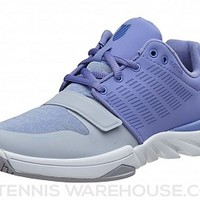 KSwiss X Court Athleisure Periwinkle/Grey Women's Shoes