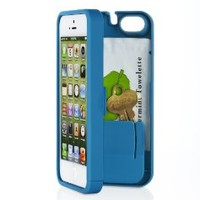 EYN (Everything You Need) Smartphone Case for iPhone 5/5s - Turquoise (eynpurple5)