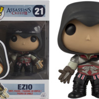 Assassin's Creed - Assassin's Creed 2 - Black Ezio Pop! Vinyl Figure