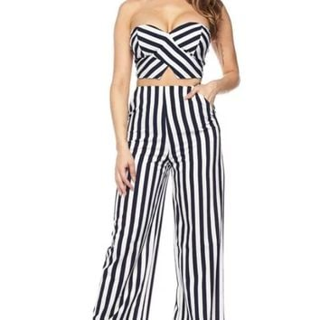 Juice Stripe 2 Piece Set