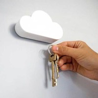 Cloud Magnetic Key Holder - 2Shopper, Inc.