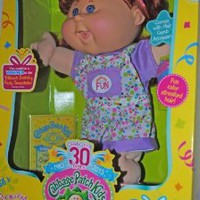 Cabbage Patch Kids Celebration Girl (Red Hair, Blue Eyes)