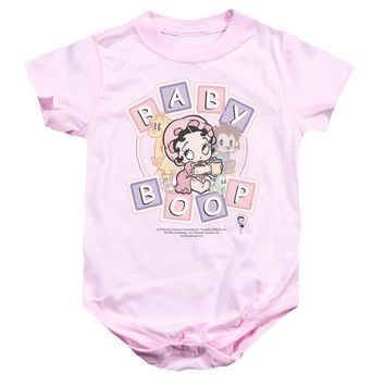 Betty Boop - Baby Boop & Friends Infant Snapsuit