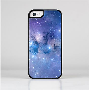 The Blue & Purple Mixed Universe Skin-Sert Case for the Apple iPhone 5c