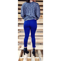 Blue Jegging