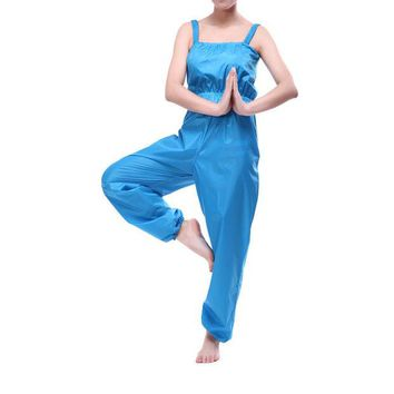 DCCKHG7 Women Sauna Suit Weight Loss Pants Sweat Suits Slimming Exercise Fitness Workout Clothes Diet