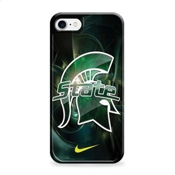 Michigan State nike 2 iPhone 6 | iPhone 6S case