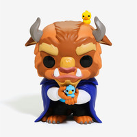 Funko Pop! Disney Beauty And The Beast Beast Vinyl Figure