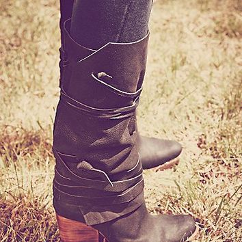Womens Royal Rush Wrap Boot