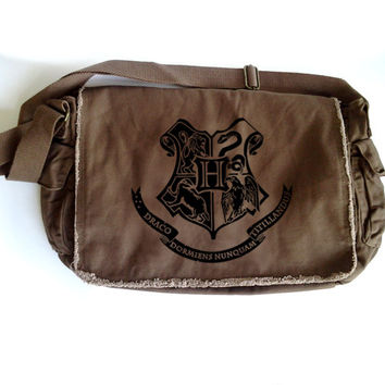 Harry Potter Hogwarts Large Messenger Bag