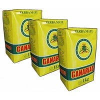 Canarias Yerba Mate Herb Tea 2.2 lbs 3-Pack