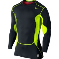 Nike Men's Hyperwarm Dri-FIT Max Shield Crew 3.0 Long Sleeve Compression Shirt