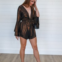 Take The Lead Romper