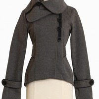 eden warmth jacket by Three Stones at ShopRuche.com, Vintage Inspired Clothing, Affordable Clothes, Eco friendly Fashion