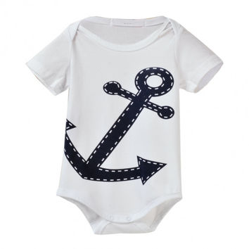Baby Anchor Onesuit