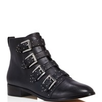 Rebecca Minkoff Maddox Studded Buckle Booties | Bloomingdales's
