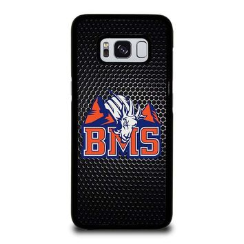 BMS BLUE MOUNTAIN STATE Samsung Galaxy S3 S4 S5 S6 S7 Edge S8 Plus, Note 3 4 5 8 Case Cover