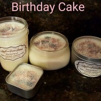 It's My Birthday! Organic Soy Candle