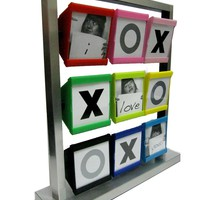 pt, Tic Tac Toe Photo frame Netherlands design 荷蘭pt 設計, 過三關相架