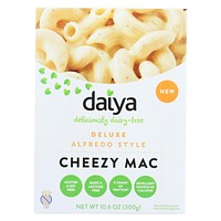 Daiya Foods Inc Cheezy Mac - Deluxe - Alfredo Style - Dairy Free - 10.6 oz - Pack of 8