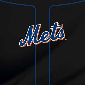 MLB New York Mets iPad Mini 4 Skin - New York Mets Alternate Jersey Vinyl Decal Skin F