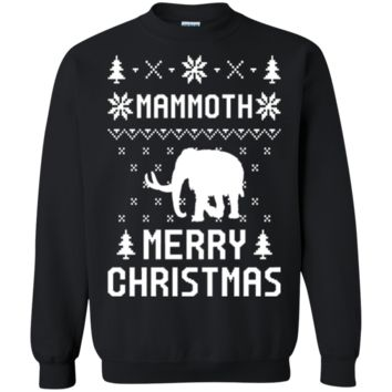 Mammoth Ugly Christmas Sweater
