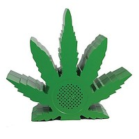 Pot Leaf Bluetooth Speaker - Spencer's