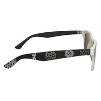 Supernatural Symbols Smooth Touch Retro Sunglasses