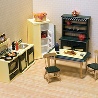 Melissa & Doug - Kitchen Furniture