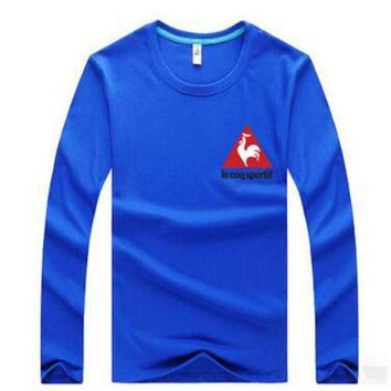 ESBKG5 Le Coq Sportif Casual Long Sleeve Top Sweater Pullover