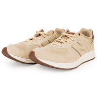 The New Balance 574 Sneakers in Beige & Brown