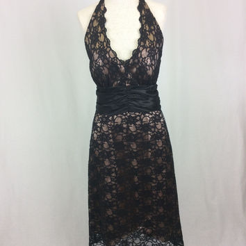 ELIZA J lace dress size 12