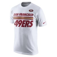 Nike Team Stripe (NFL 49ers) Men's T-Shirt