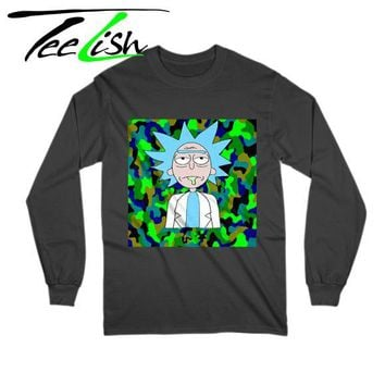 Ricky & Morty Longsleeve