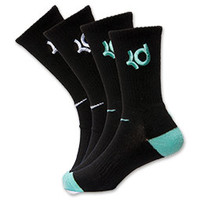 Kids' Nike KD Logo 2-Pack Crew Socks