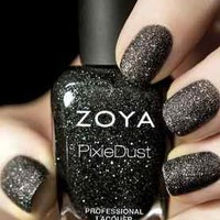 Zoya Nail polish PIXIEDUST collection Dahlia  ZP 656 Special texture 2013