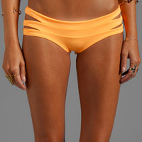 Indah Bardot Band MC Bikini Bottom in Melon