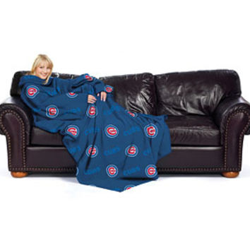 "Northwest Chicago Cubs 48""x71"" Comfy Throw"
