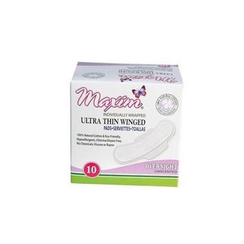 Maxim Hygiene Pads With Wings - Super - 10 Count