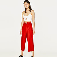 CROPPED TROUSERS DETAILS
