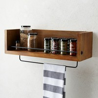 Rustic Shelf - Kitchen