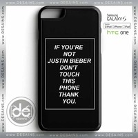 Buy Phone cases Not Justin Bieber case Iphone Samsung HTC one