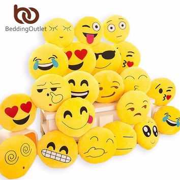 Soft Emoji Pillows