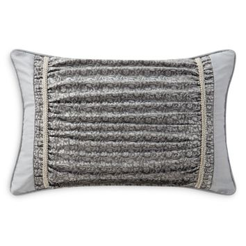 "Waterford Ryan Decorative Pillow, 12"" x 18"" 