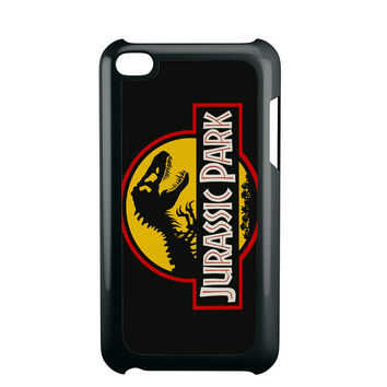 Jurassic Park Dinosaur Logo iPod Touch 4 iPod Touch 5 iPod Touch 6 Case