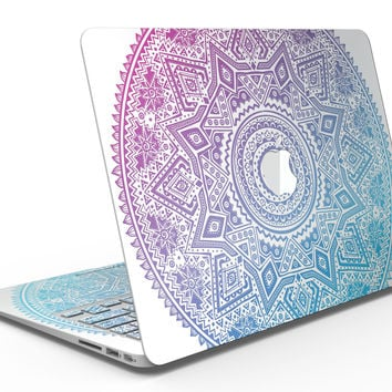 Tribal Ethnic Mandala v5 - MacBook Air Skin Kit