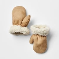 Gap Sherpa Mittens Size One Size - Deerfield