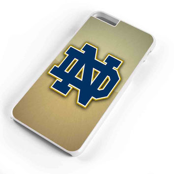 Notre Dame Fighting Irish Logo  iPhone 6s Plus Case iPhone 6s Case iPhone 6 Plus Case iPhone 6 Case
