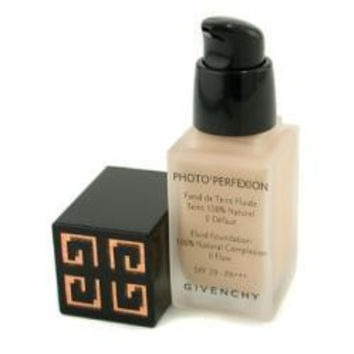 Givenchy Photo Perfexion Fluid Foundation Spf 20 - # 0 Perfect Linen --25ml-0.8oz By Givenchy