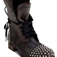 Steve Madden Women's Shoes, Tarny Studded Booties - Shoes - Macy's